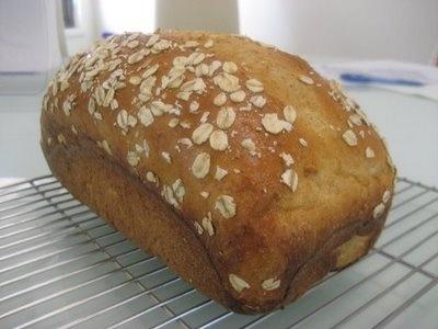 Buttermilk Oatmeal Bread | Breads/Rolls/Muffins: Regular, Savory and ...