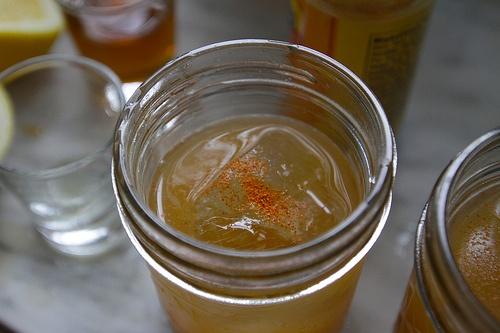 maple bourbon cider | clink | Pinterest
