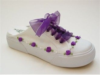 DIY... Cute tennis shoes