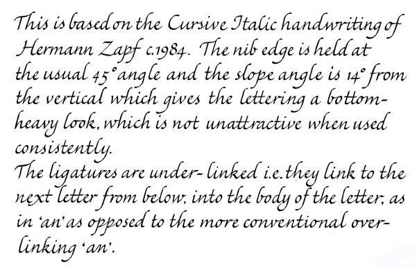 cursive italic | Calligraphy | Pinterest