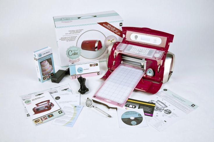 Cricut cake mini bundle cricut cake ideas pinterest for Cricket printing machine craft supplies