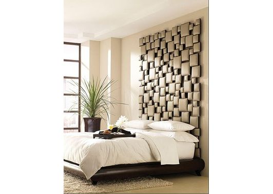 Unique Headboard Master Bedroom Pinterest