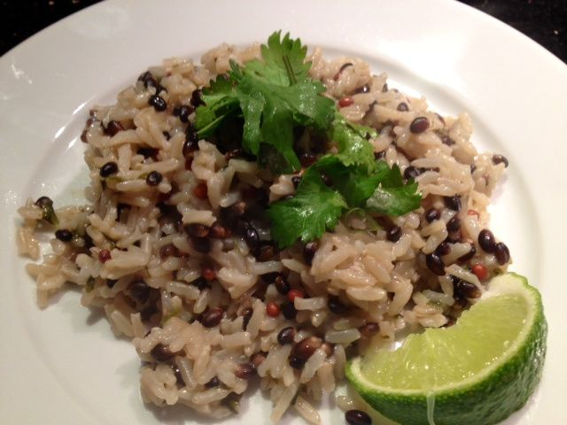 cilantro rice lime cilantro rice brown rice rice pudding coconut ...