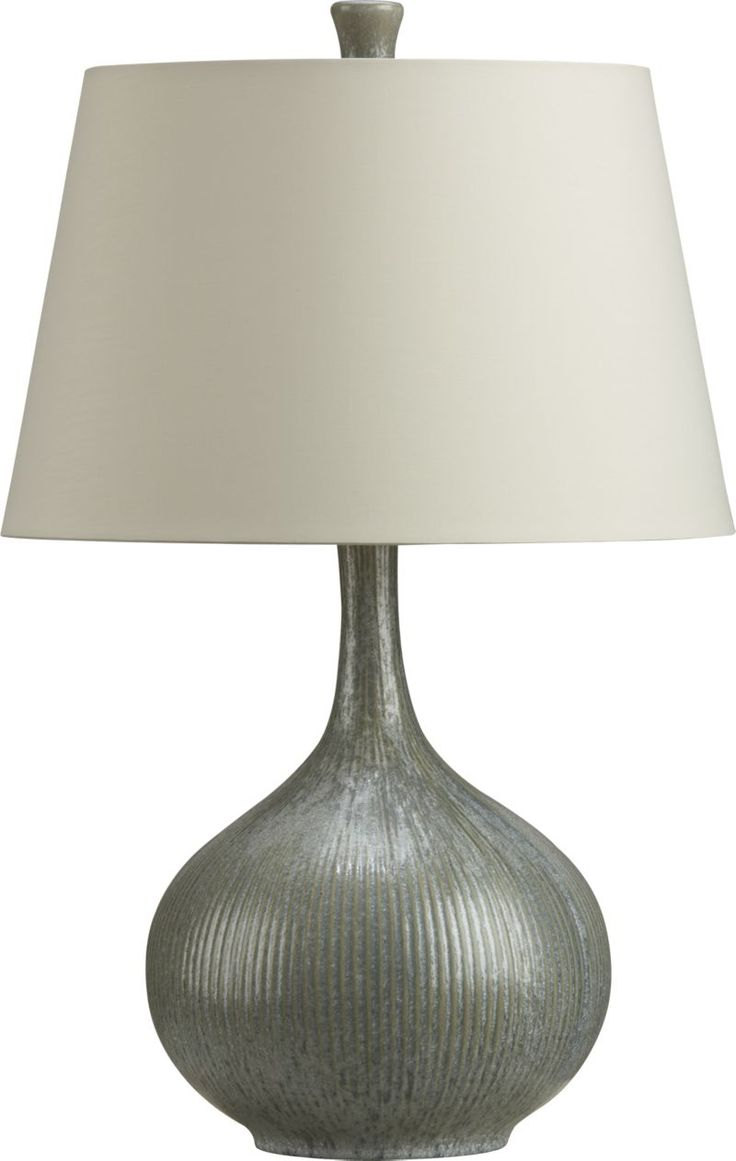 going to home goods for lamps shaye table lamp crate and barrel. Black Bedroom Furniture Sets. Home Design Ideas