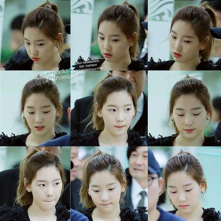 SNSD Taeyeon Without Makeup : Soshi : Pinterest