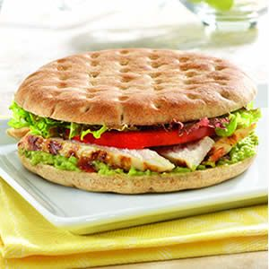 Grilled Chicken Club Sandwiches | Recipes_food | Pinterest