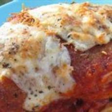 Tomato Chicken Parmesan | Meal Ideas | Pinterest