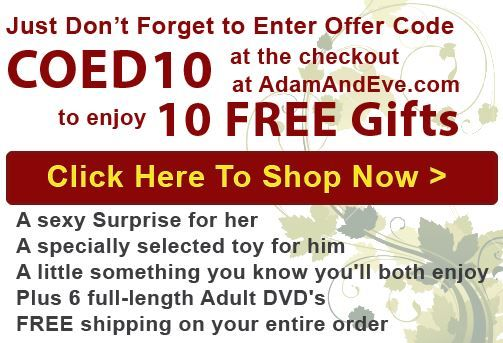 adamand eve coupon