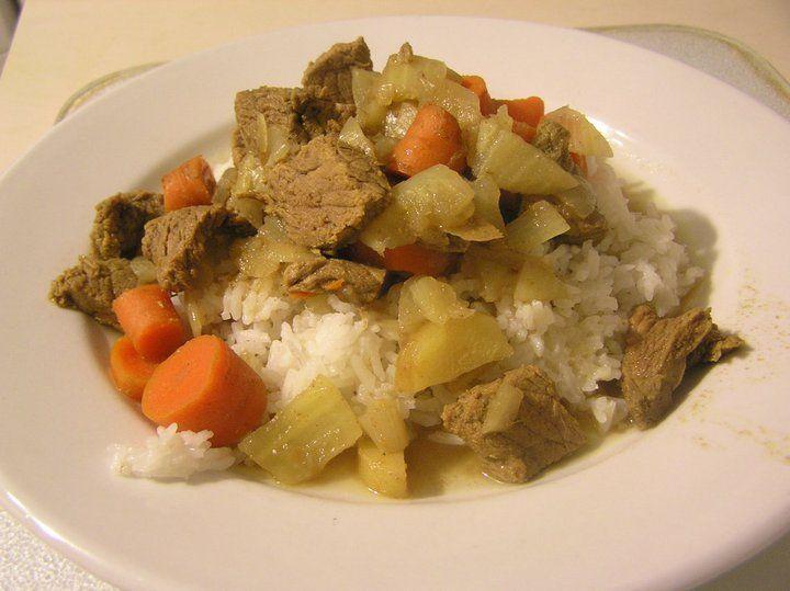 Curried Beef Stew | Foodie- My Recipes | Pinterest