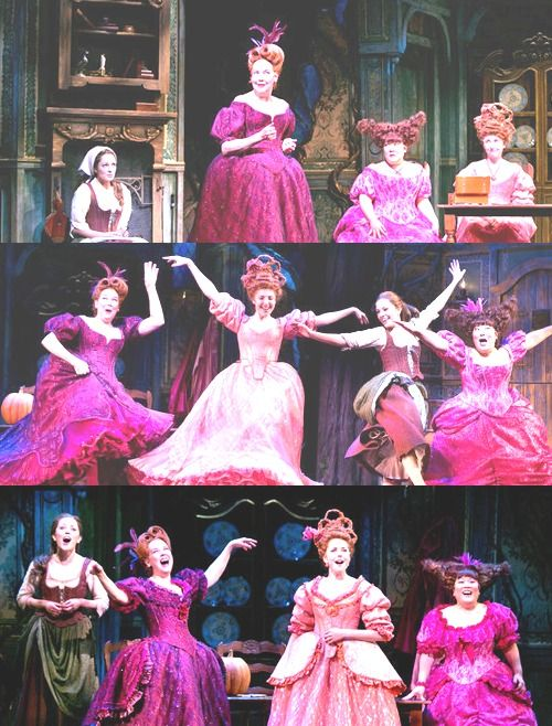 CINDERELLA - A lovely night, a lovely night #Broadway #Theater #Musicals