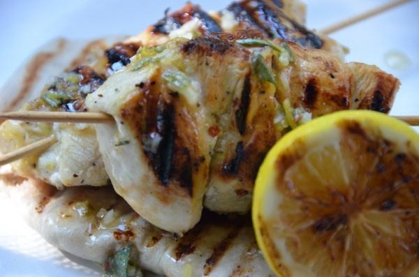 grilled meyer lemon chicken | FOOD | Pinterest