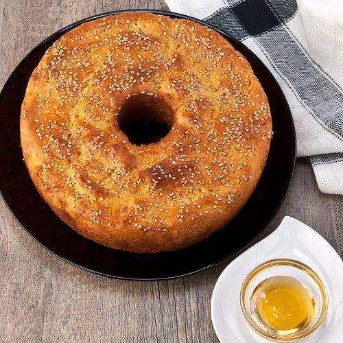 Gluten-free round challah for Rosh Hashanah