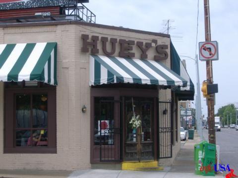 Huey's Midtown, Memphis, TN
