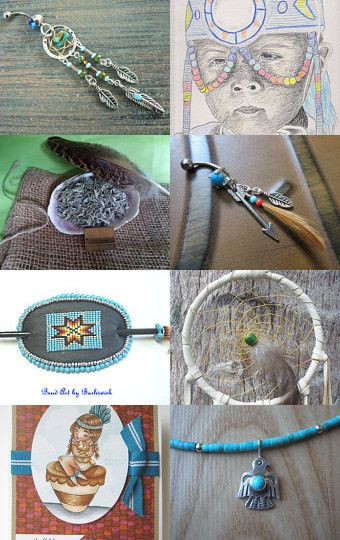 Celebrate the Native Americans by mama chei on Etsy--Pinned with TreasuryPin.com