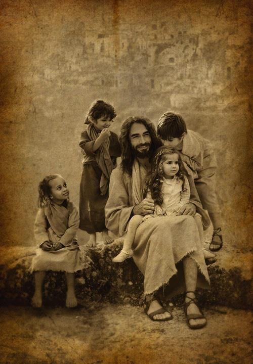 Jesus loves children | BIBLE~God Loves You! | Pinterest