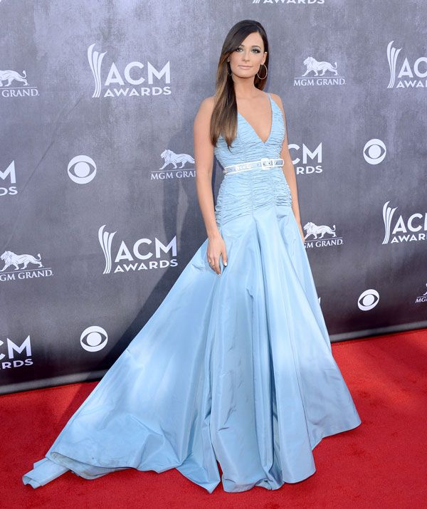 Best dressed at the academy of country music awards
