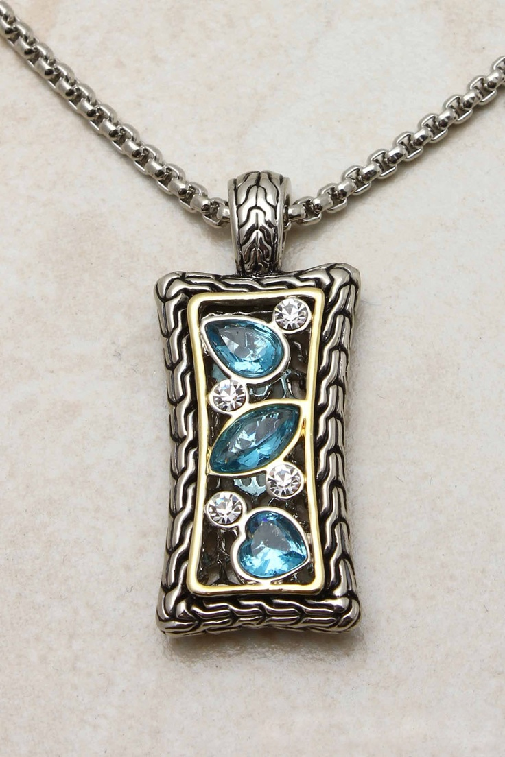More Like This Emma Stine Aquamarines And Jewelry Necklaces