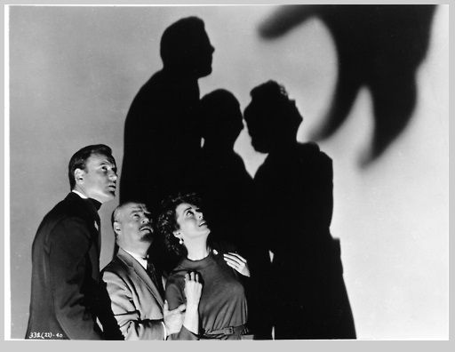 Curse Of The Faceless Man 1958