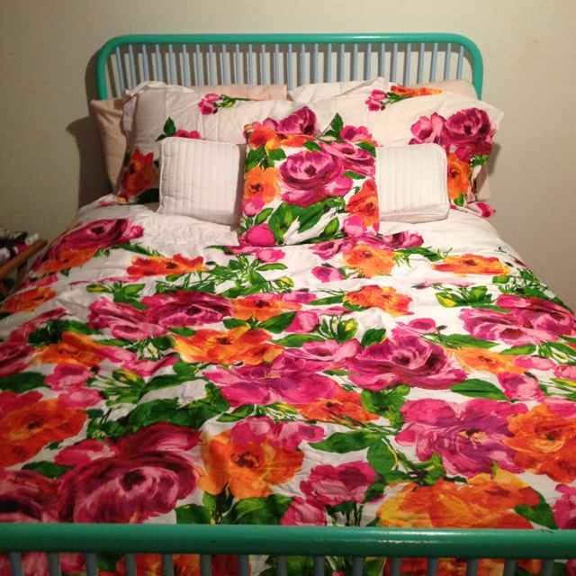Cynthia Rowley comforter
