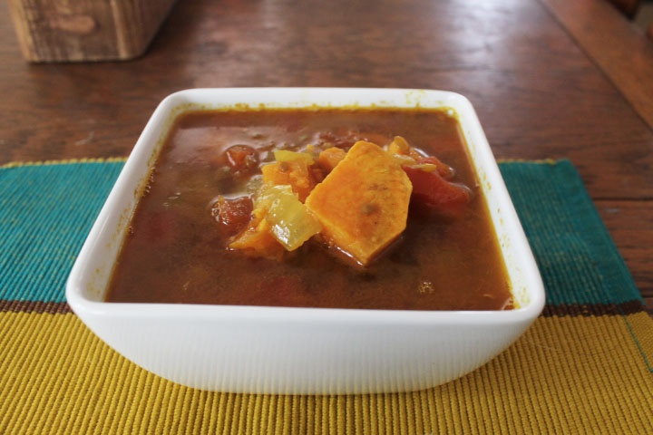 Sweet Potato & Lentil Stew - one of my favorites, there's actually a ...