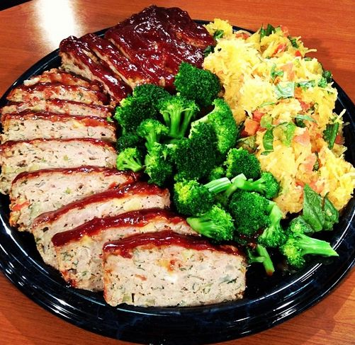 Turkey Meatloaf from Out of Thyme Chef   FOX19 Recipes   Pinterest