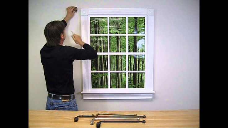Swing arm curtain rods windows pinterest