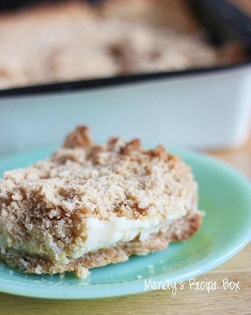 Creamy Lemon Crumb Bars | Sweets, cakes, cookies, oh my! | Pinterest
