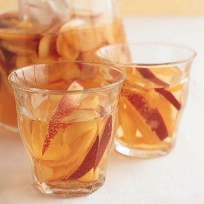 White Sangria with Summer Fruits | Cheers! | Pinterest