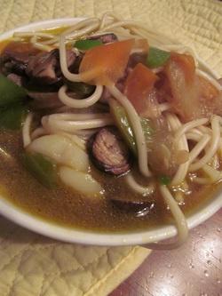 Vegan Hot and Sour soup | food | Pinterest