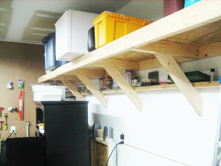 http www.askthebuilder.com how-to-garage-shelving-ideas - Pin by Megan Knight Shroyer on Rodger s Projects