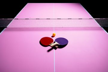 pink ping pong - Google Search
