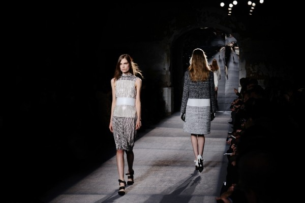 Is it us or does proenza schouler look different in paris