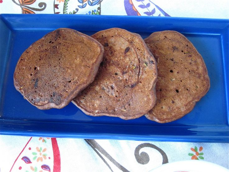 ... chocolate chips and also added some sugar, for eating like cookies
