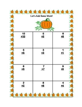 SECOND GRADE PRACTICE-HALLOWEEN THEMED MATH WORKSHEETS THAT ADDRESS 4 ...