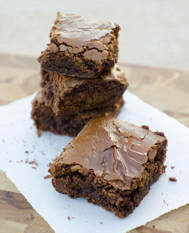 Truffle Brownies | Recipe