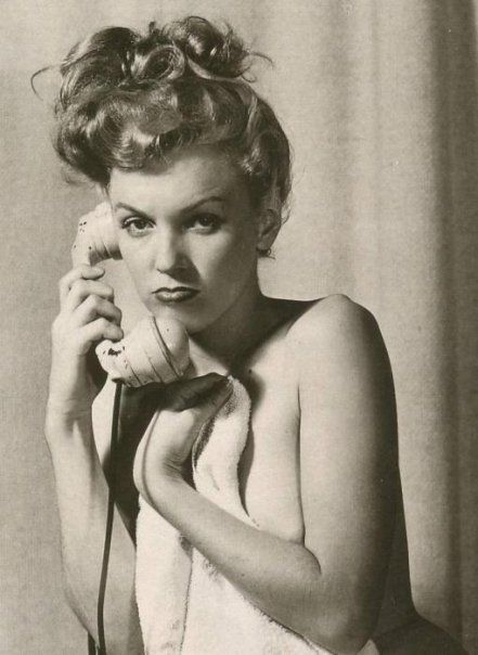 Marilyn Monroe As A Teen 57