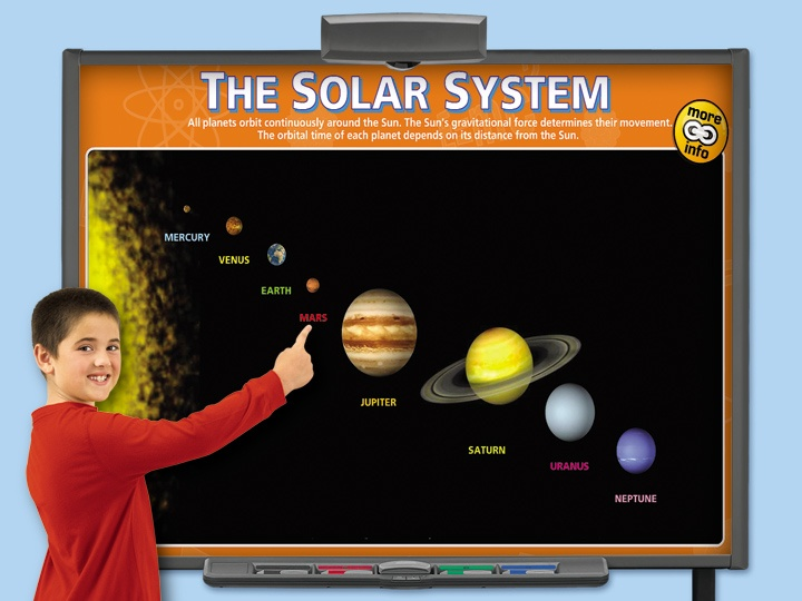 second grade solar system - photo #38