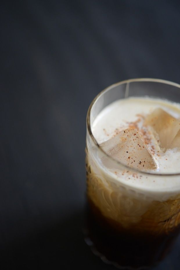 mexican iced coffee ( a great coffee dessert drink)
