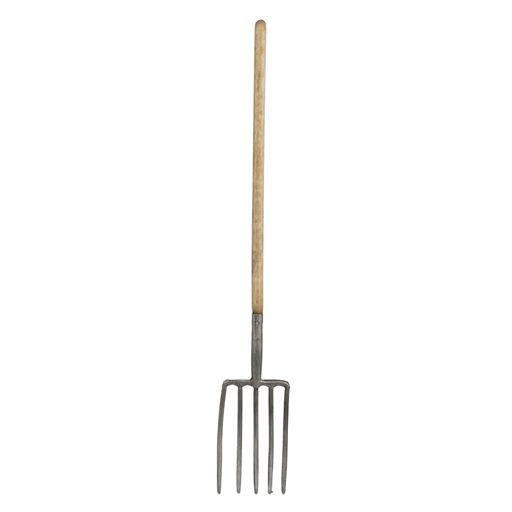 long handled garden pitch fork On long handled garden fork