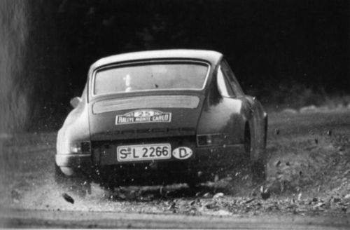 Porsche 911 Rally : AWESOME : Pinterest