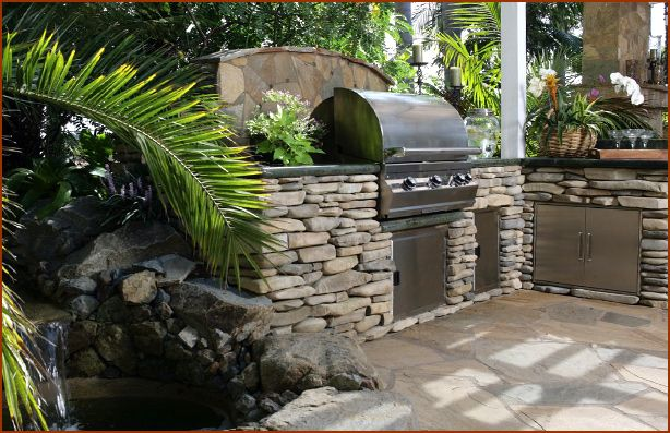 Eldorado Stone Fireplaces Bbq Pinterest