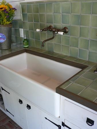 large apron sink Kitchen Renovation Ideas Pinterest