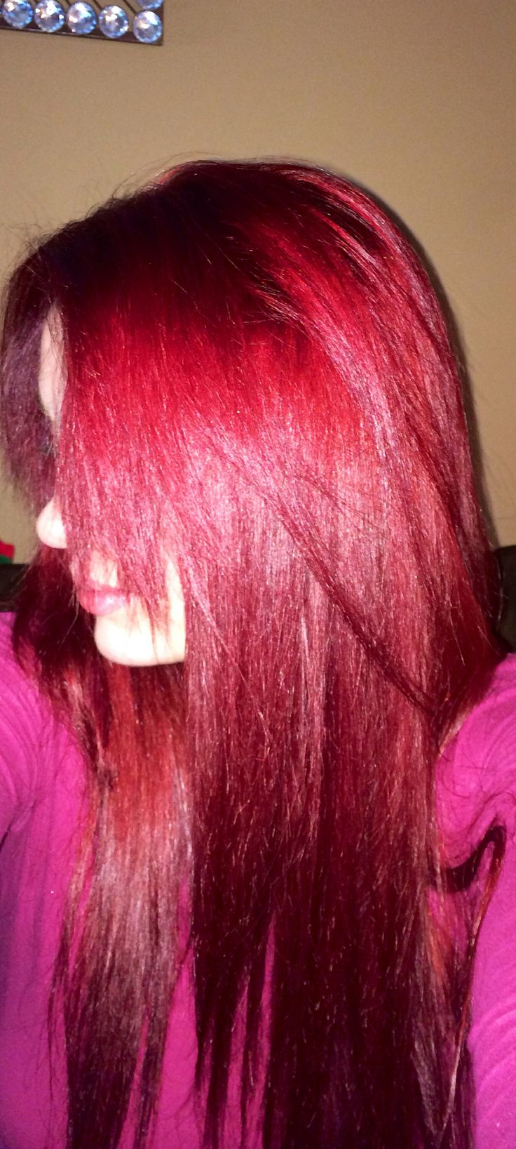 Displaying 15> Images For - Medium Auburn Hair Color Loreal...