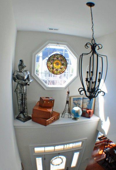 Foyer Ledge Decor : Plant ledge decorating in foyer ideas pinterest
