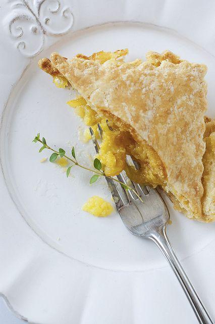 shaker lemon pie | Limon / Lemon | Pinterest