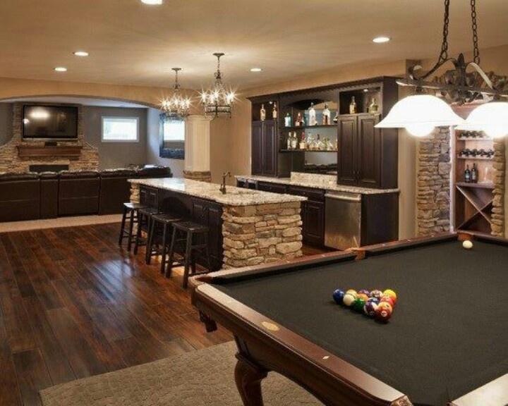 Dream Basement Home Decor Pinterest