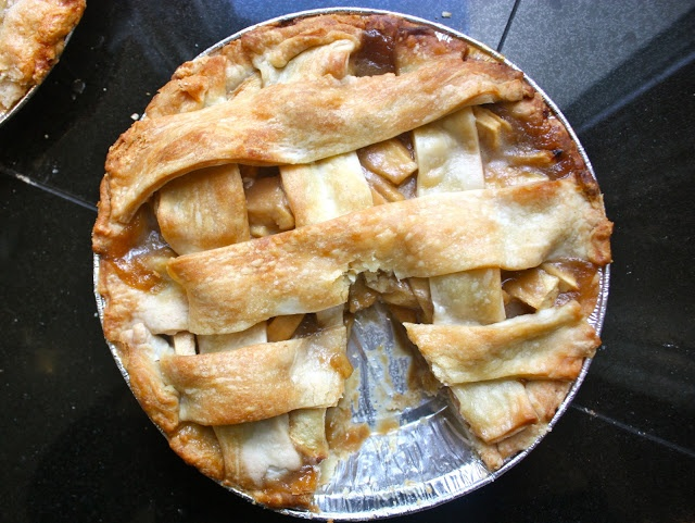 Grandma Ople's Apple Pie | Fall Back | Pinterest
