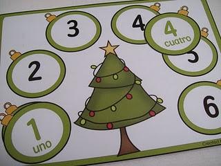 Num. Recognition 1-12 Spanish