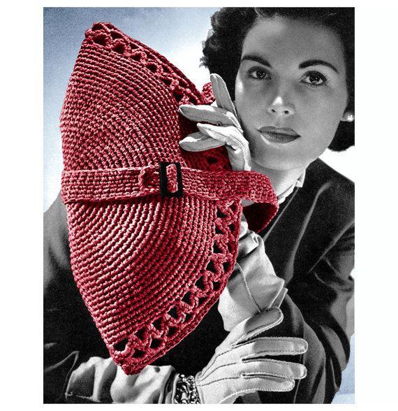 1940s Crochet