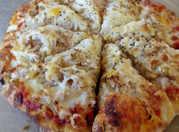 Sauerkraut Pizza | Made | Pinterest